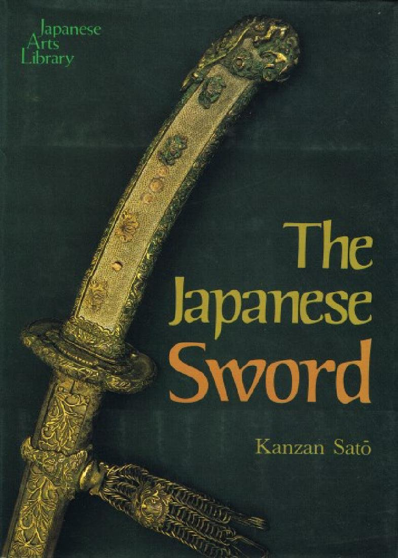 Two Books on the Japanese Sword,