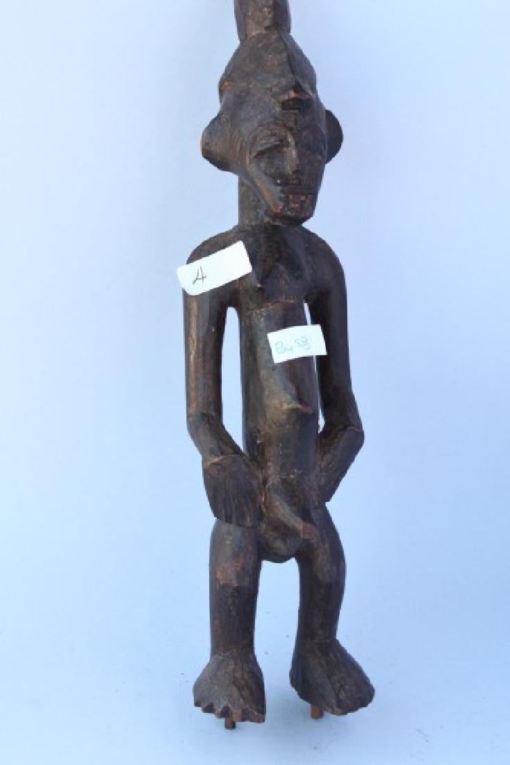 Small Hemba Male Ancestor Figure or Singiti , - 10