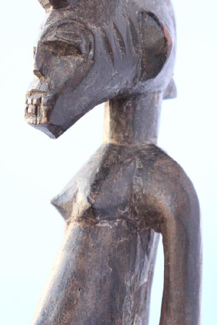 Small Hemba Male Ancestor Figure or Singiti , - 5