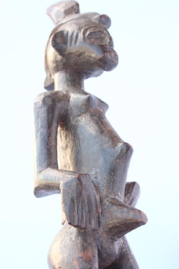 Small Hemba Male Ancestor Figure or Singiti , - 7