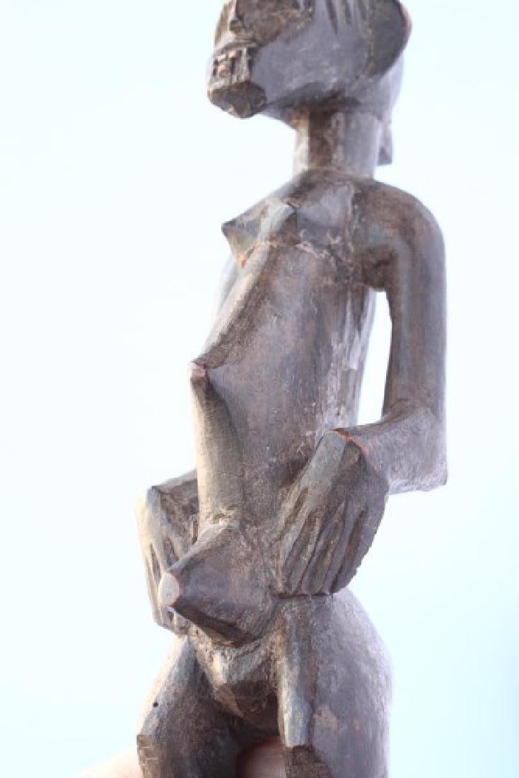 Small Hemba Male Ancestor Figure or Singiti , - 8