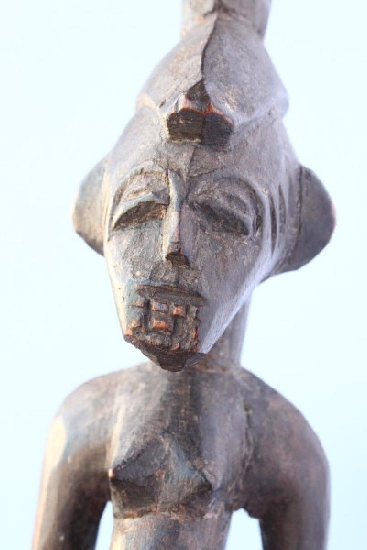 Small Hemba Male Ancestor Figure or Singiti , - 9