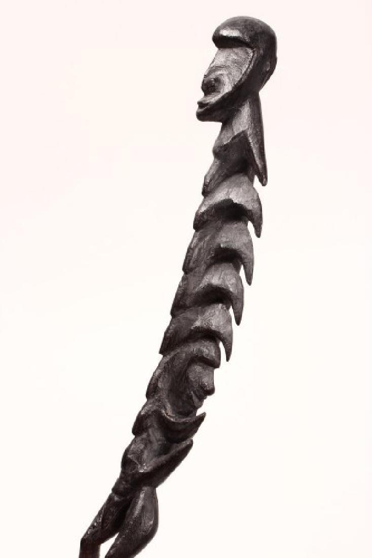 Unusual Two Legged Male Figure - 2