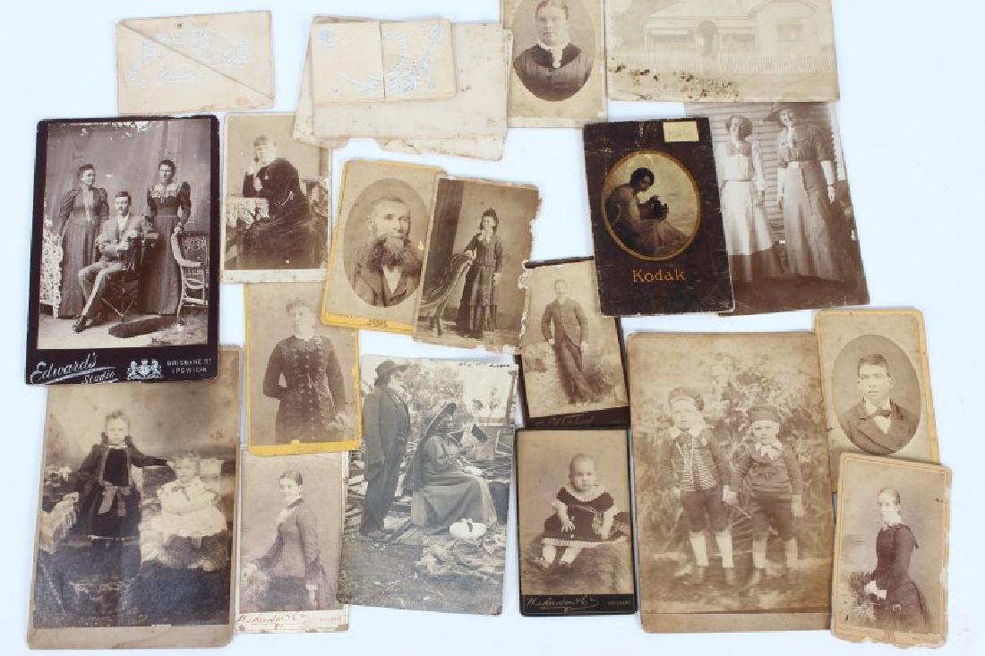 Collection of Brisbane Studio Portrait Photographs