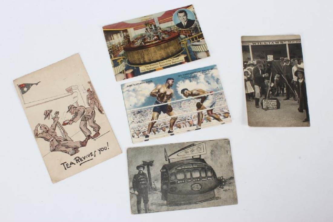 Three Early Postcards,