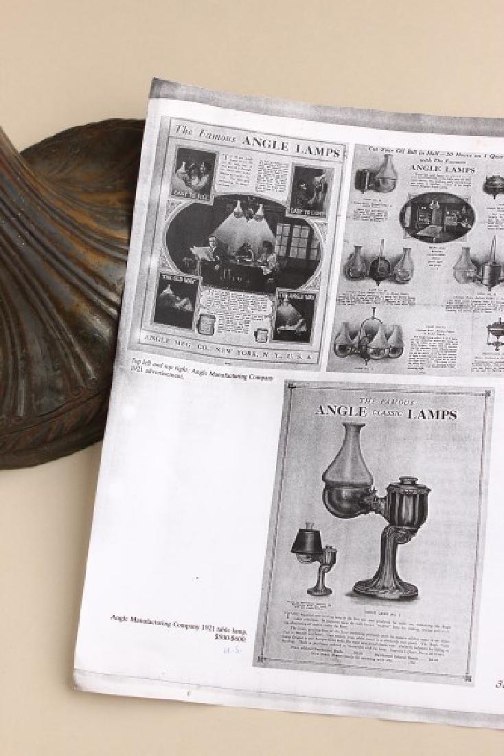Wonderful Angle Company Table Lamp, - 3