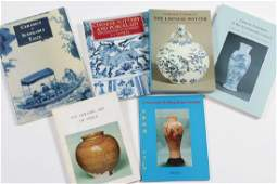 Six Reference Books on Chinese Porcelain,
