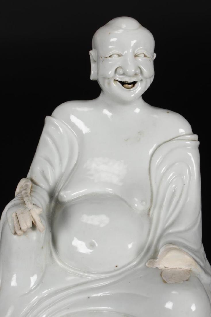 Chinese Qing Dynasty, Kang Hsi Blanc De Chine - 5