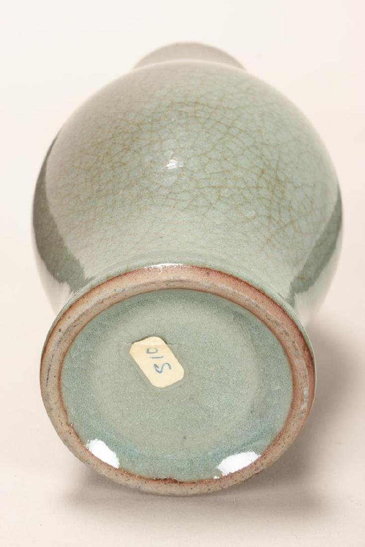 Chinese Qing Dynasty, Late 19th Century Celadon - 3