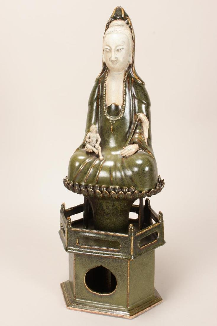 Rare Chinese Qing Dynasty, 19th Century Tea Dust
