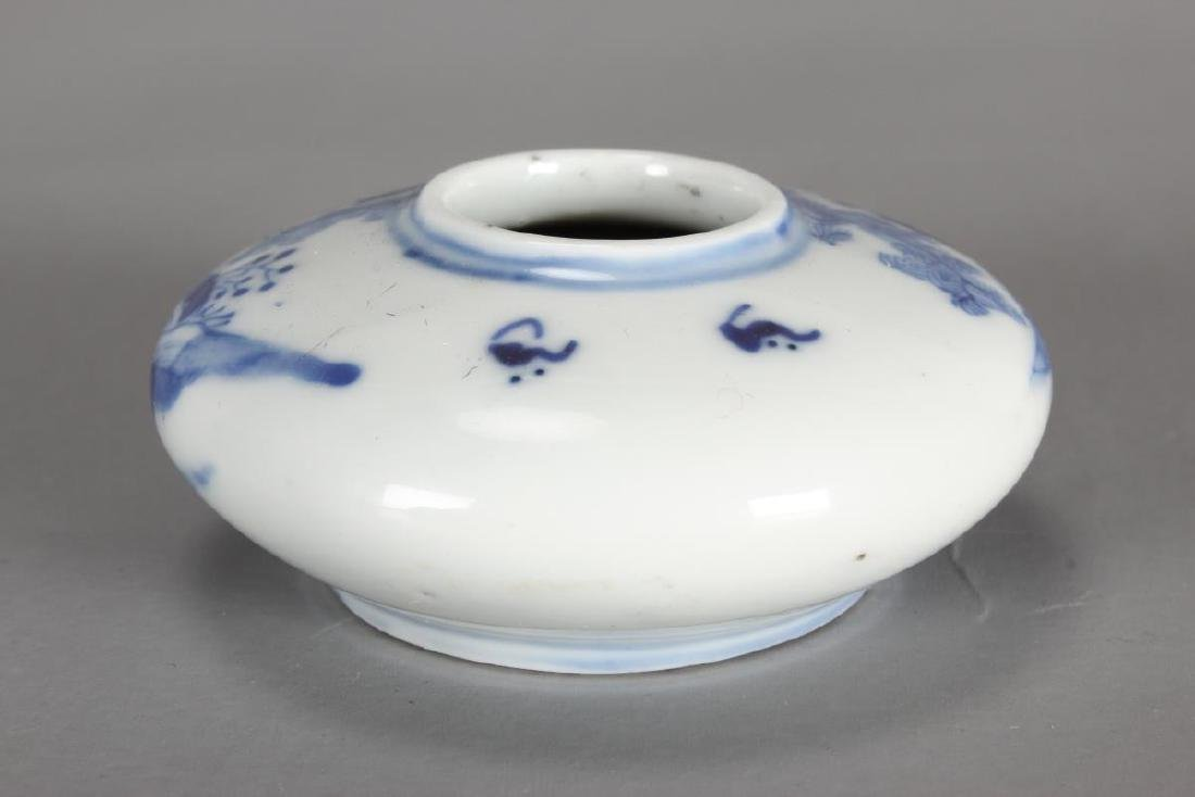 Chinese Qing Dynasty Blue and White Porcelain - 3