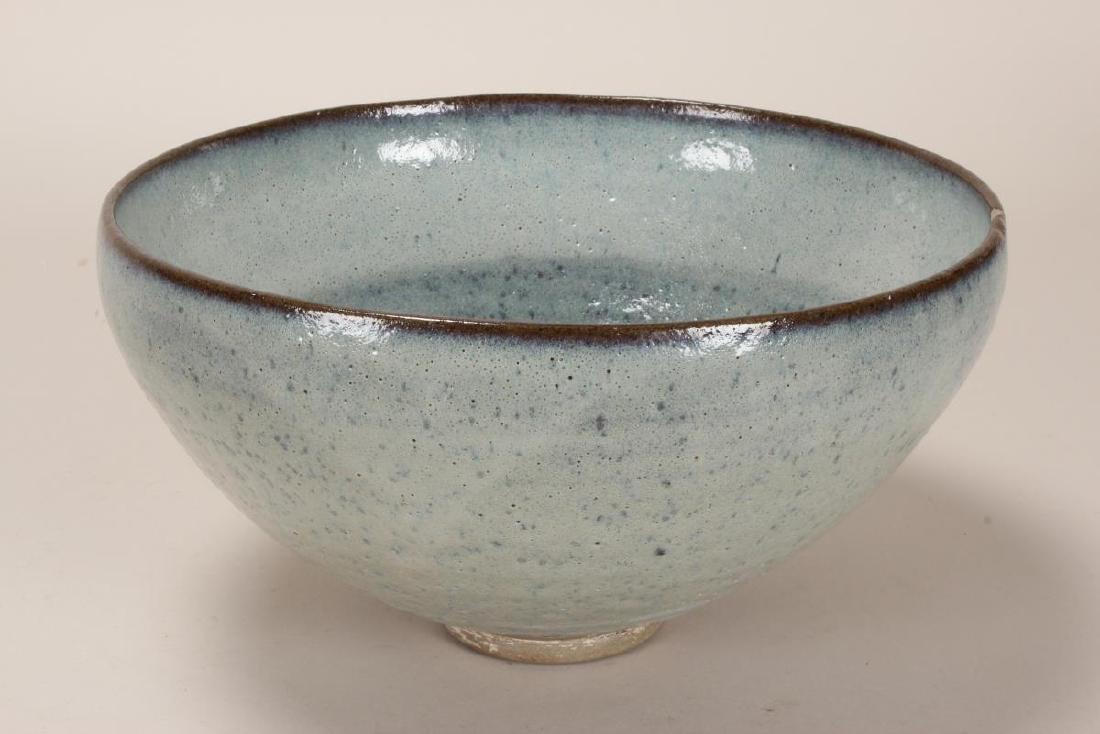 Large Jun Ware Stone Bowl,