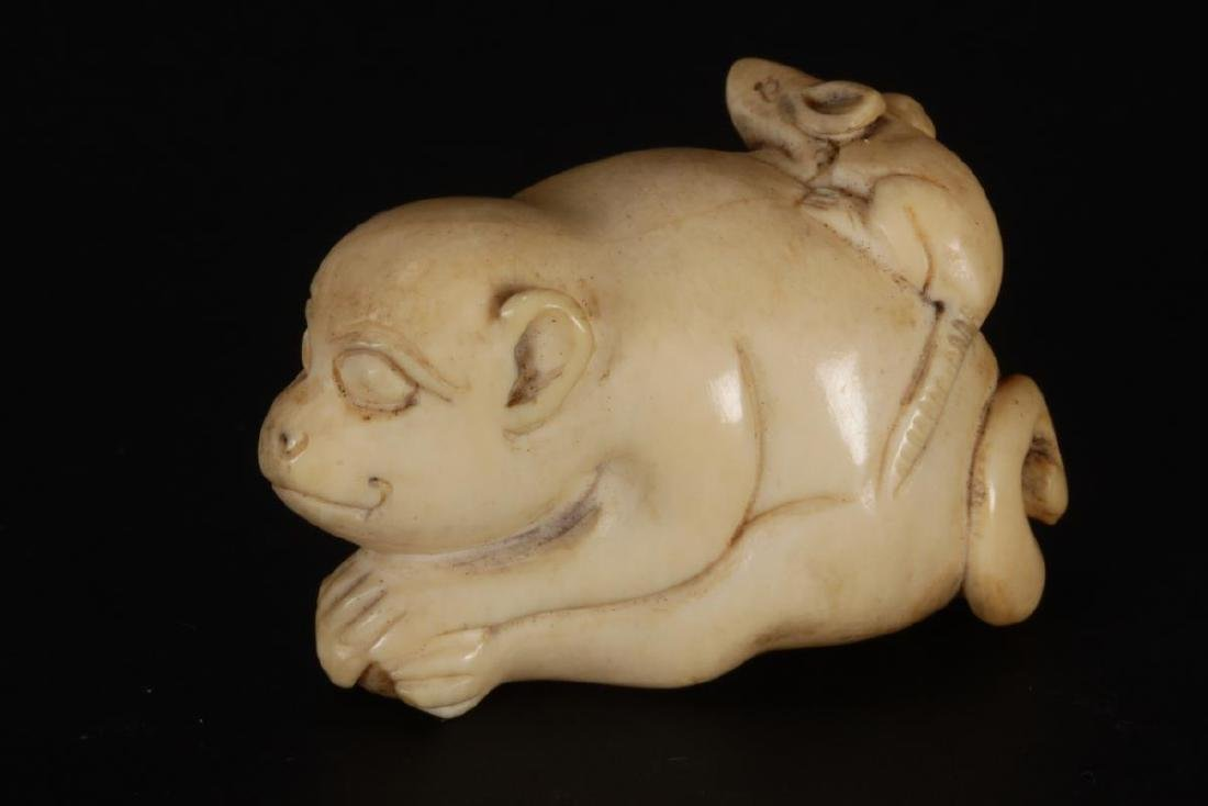 Japanese Carved Netsuke,