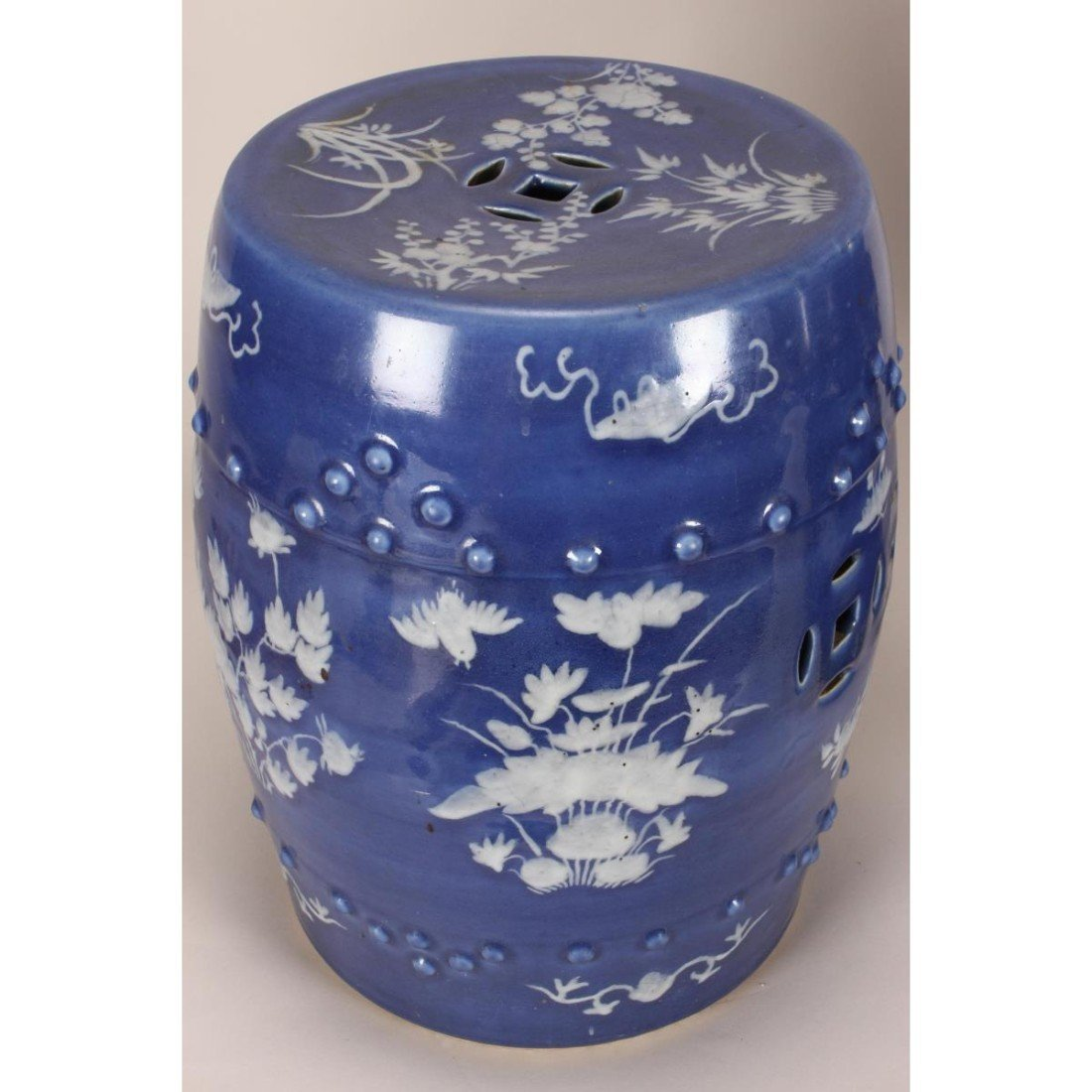 Pair of Chinese Blue and White Porcelain - 4