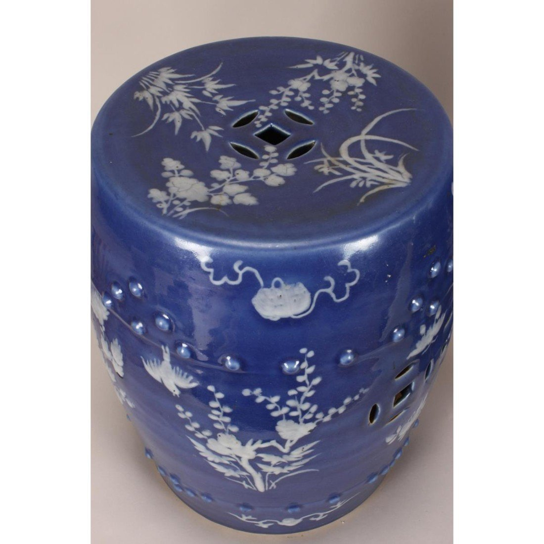 Pair of Chinese Blue and White Porcelain - 7