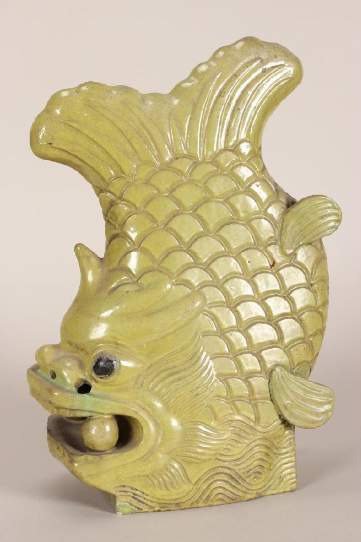 Large Chinese Glazed Fish,
