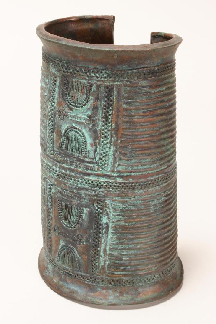 Good Nigerian Copper Armband,