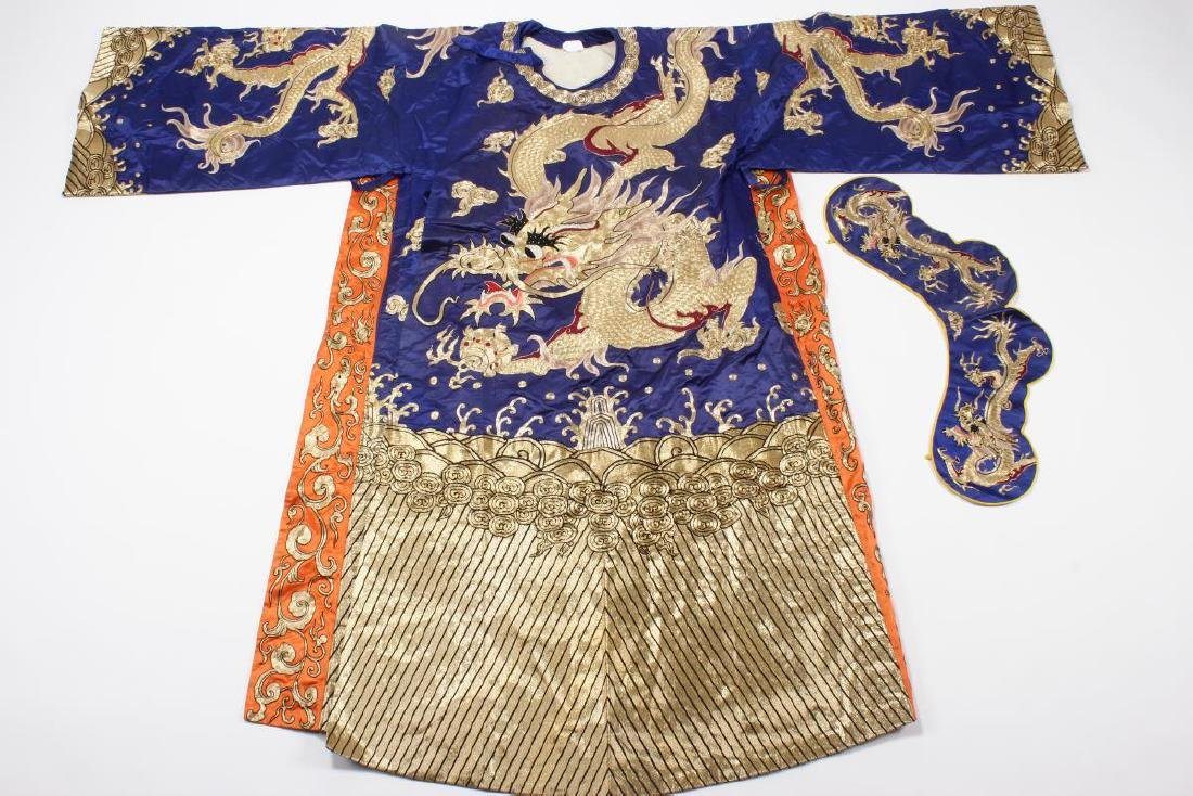 Large Chinese Opera Emperor Costume,