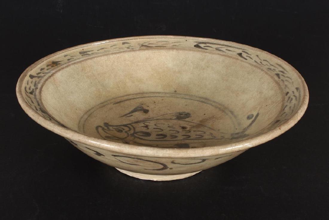 14th/15th Century Sukhothai Bowl,