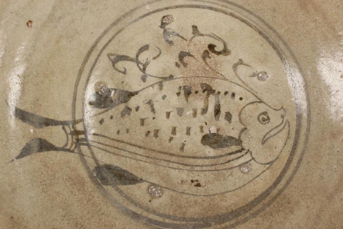 14th/15th Century Sukhothai Bowl, - 2