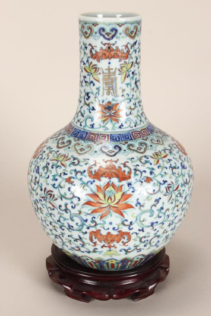 Chinese Porcelain Vase,