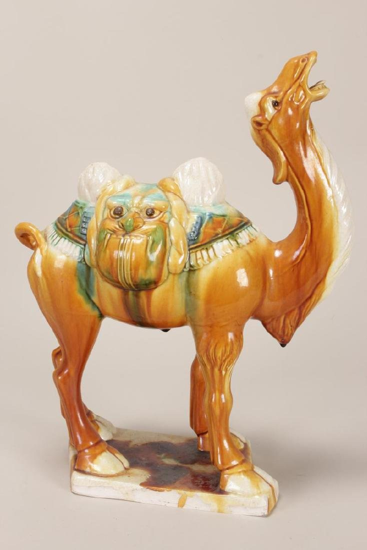 Chinese Tang Style Camel, - 2