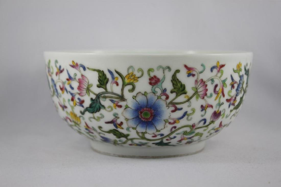 Chinese Porcelain Bowl,