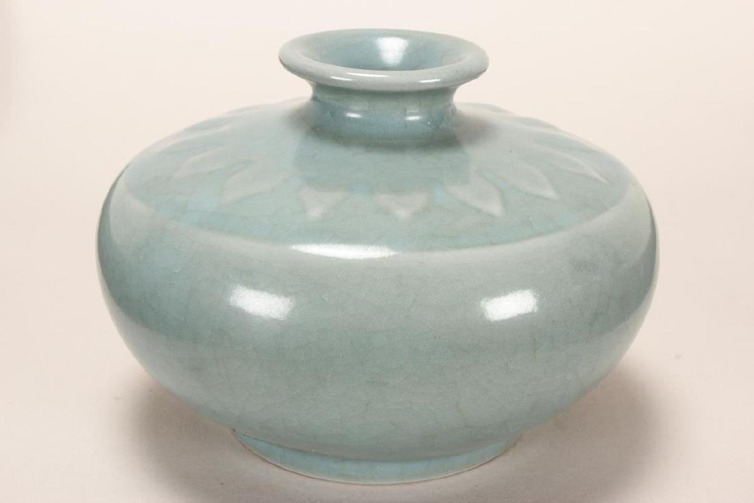 Chinese Porcelain Water Pot,