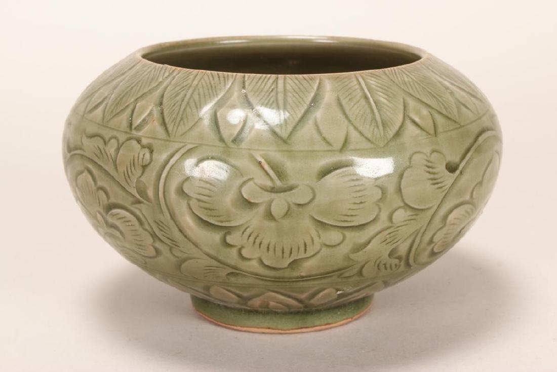 Chinese Celadon Bowl,