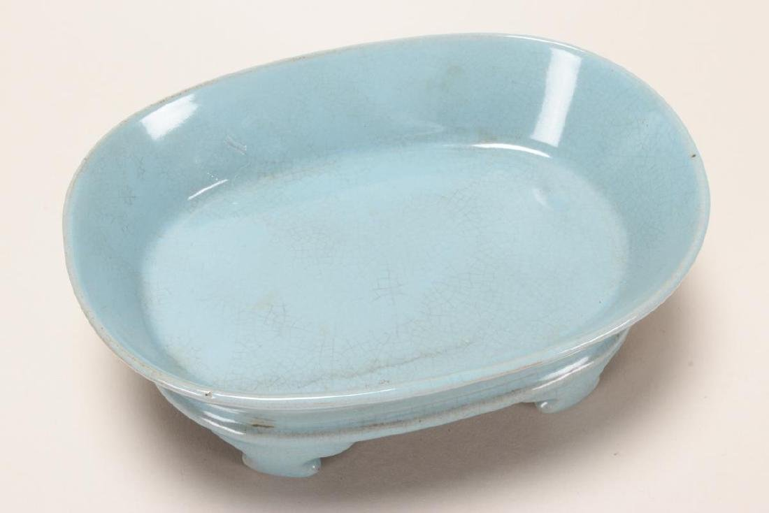 Chinese Porcelain Dish, - 2