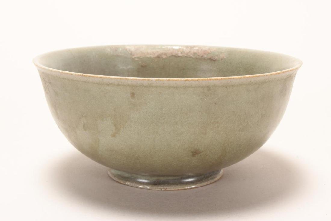 Chinese Celadon Bowl,