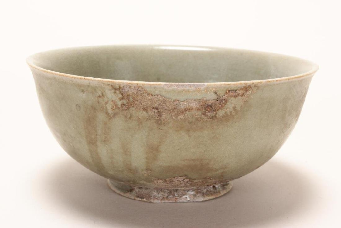 Chinese Celadon Bowl, - 2