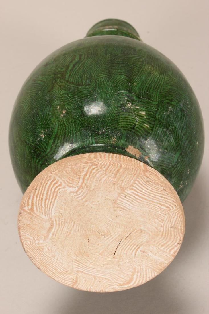 Chinese Pottery Ewer, - 4
