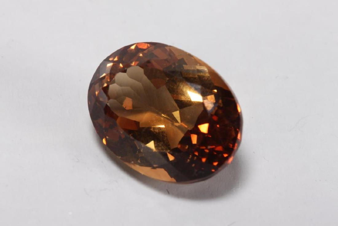 Loose Imperial Topaz, - 2