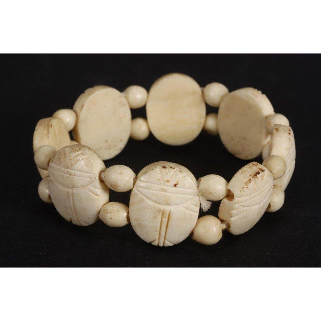 Carved Bangle,
