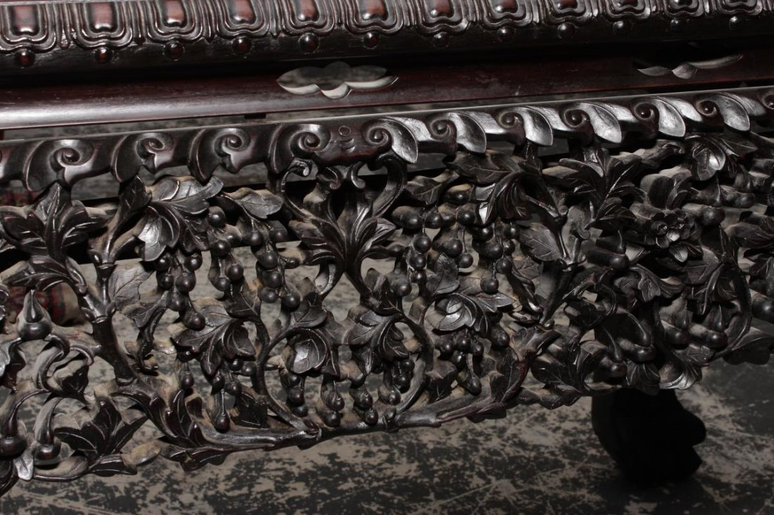 Magnificent Chinese Altar Table, - 9