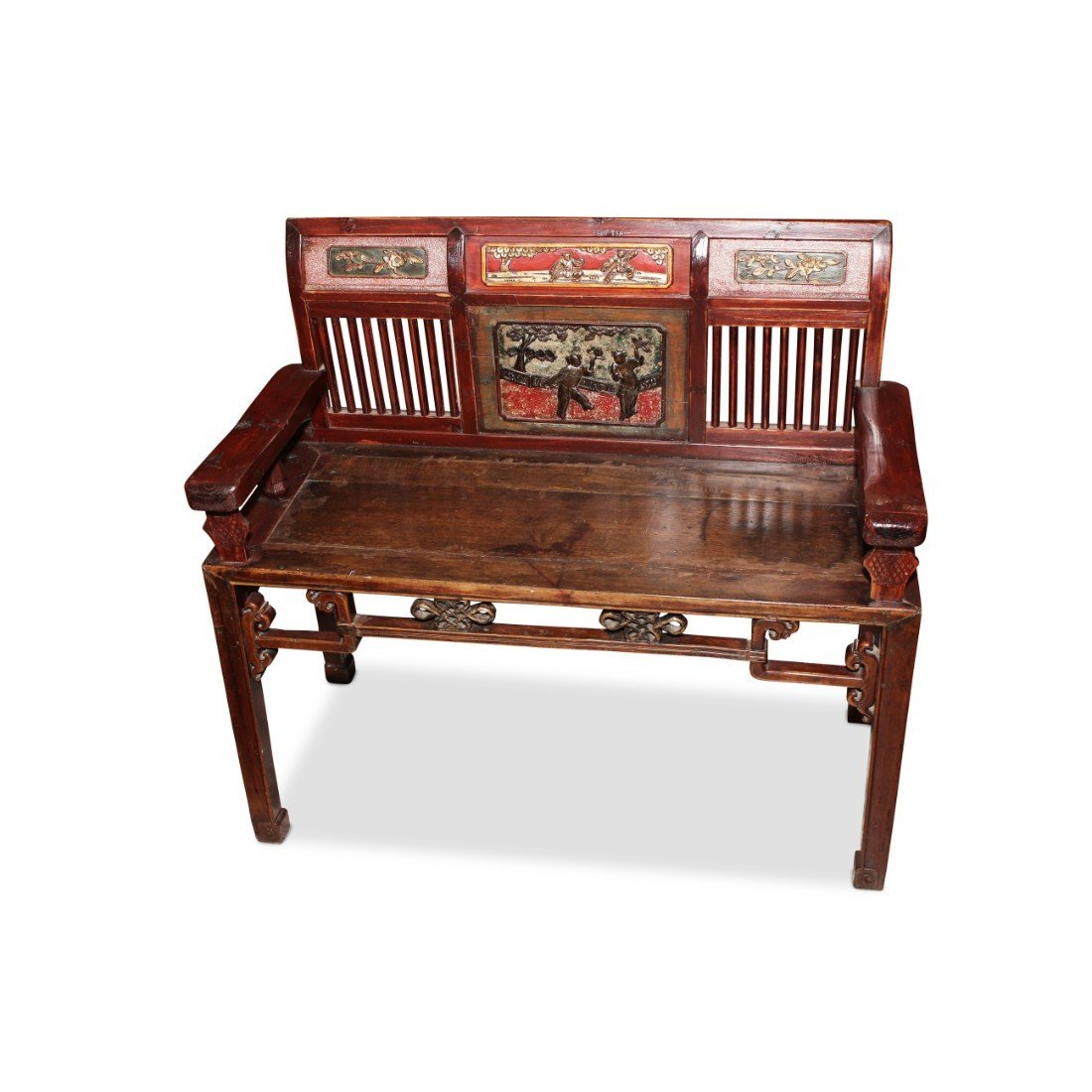 Chinese Bench Seat,