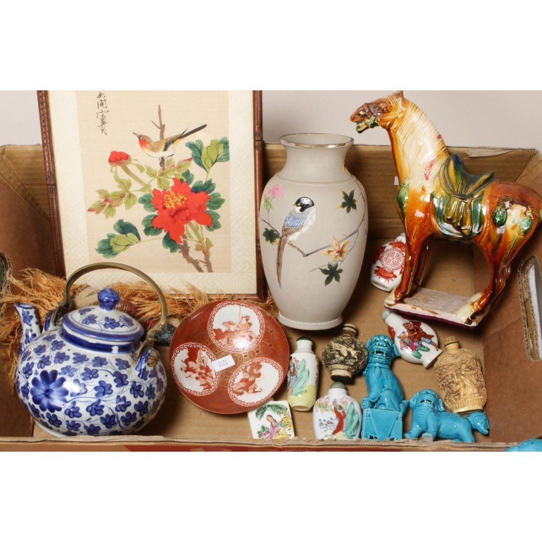 Assorted Chinese Miscellania, - 2
