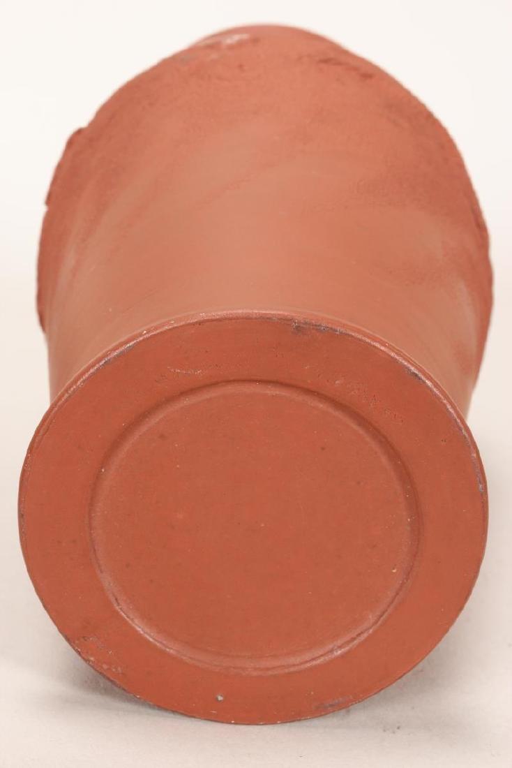 Chinese Yixing Porcelain Vase, - 6