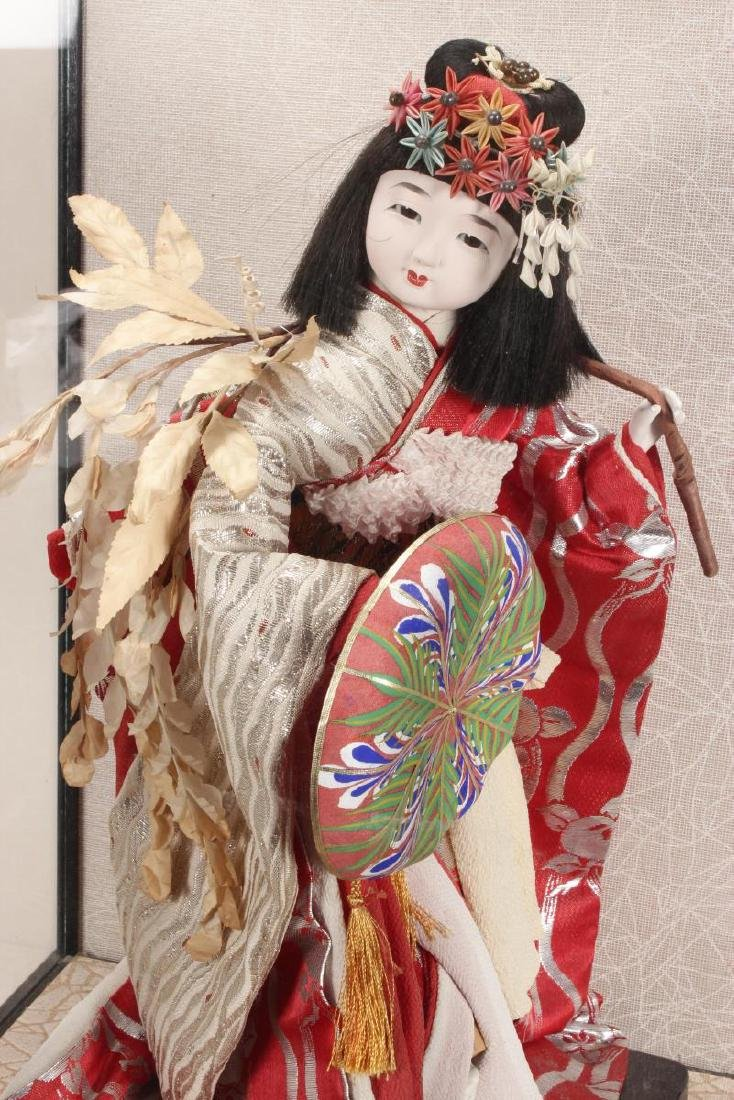 Chinese Doll in Traditional Dress, - 2