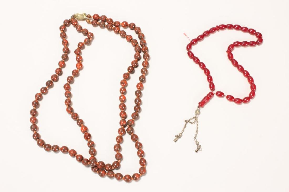 Double Strand Ladies Beaded Necklace,