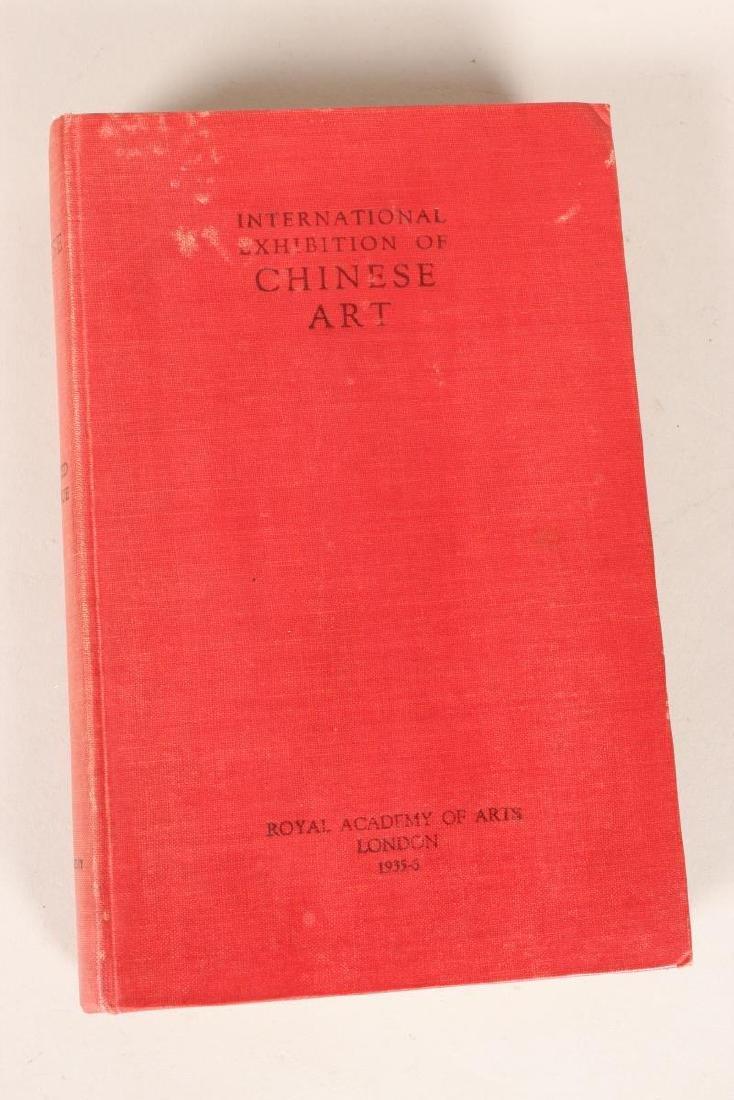 Book: International Exhibition of Chinese Art,