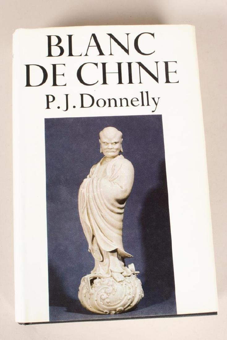 Reference Book: Blanc de Chine,