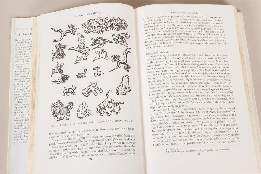 Reference Book: Blanc de Chine, - 2