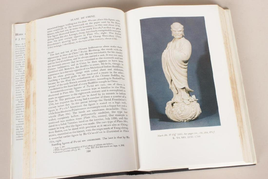 Reference Book: Blanc de Chine, - 3