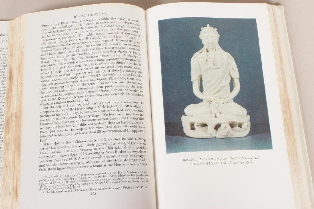 Reference Book: Blanc de Chine, - 5