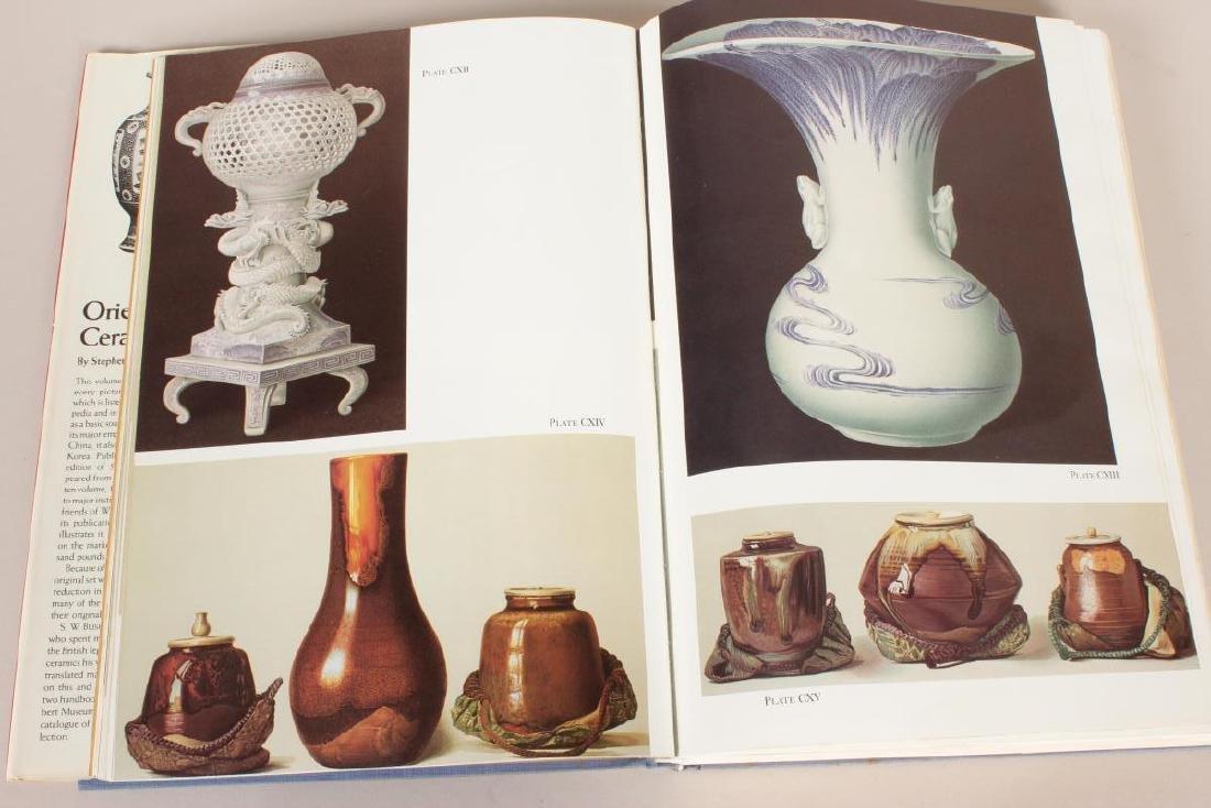Reference Book: Oriental Ceramic Art, - 3