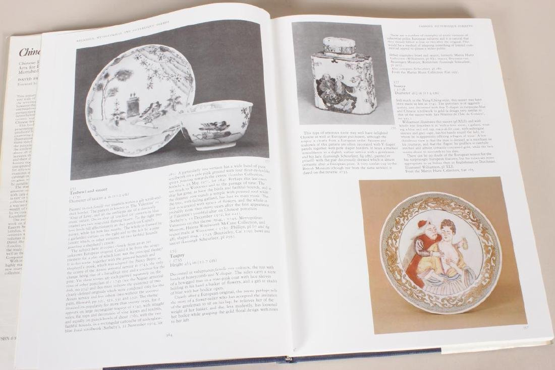 Reference Books: China For the West, - 2