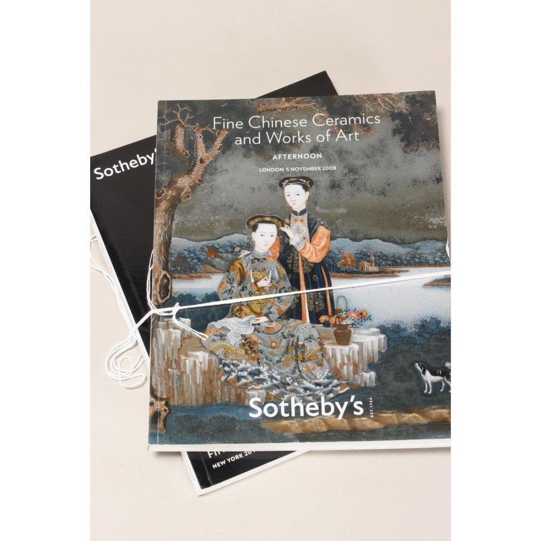 Two Sothebys Catalogues,