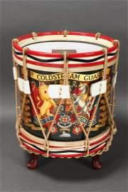 Coldstream Guards Ceremonial Drum,